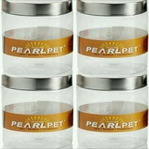 Pearlpet  - 1700 ml, 1400 ml Polypropylene Multi-purpose Storage Container