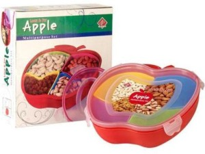 Lock & Fit Apple Candy  - 1200 ml Plastic Food Storage