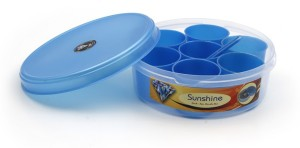 Sunshine Masala Box  - 2500 ml Plastic Food Storage