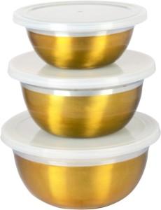 Birdy 3pcs Storage set  - 3100 ml Stainless Steel Food Storage