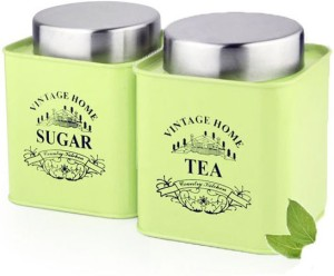 Dynore Square Half Deck  - 950 L Stainless Steel Tea, Coffee & Sugar Container
