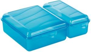 Rotho Princeware  - 1000 ml, 600 ml Plastic Food Storage