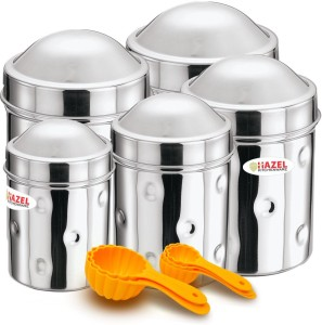 Hazel  - 700 ml, 3000 ml Stainless Steel Food Storage