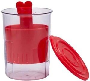 indob 1000 ml Plastic pickle container  - 1000 ml Plastic Multi-purpose Storage Container