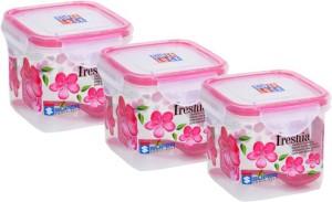 Super Plast Industries Super Lock Square  - 650 ml Plastic Food Storage