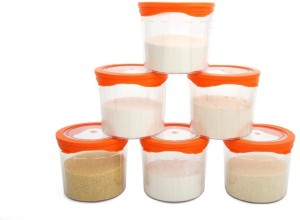 Cuttingedge SEAL N KISS  - 710 ml Polypropylene Multi-purpose Storage Container
