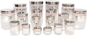 Harshpet  - 2000 ml, 1500 ml, 1000 ml, 750 ml, 500 ml, 300 ml, 200 ml, 100 ml, 50 ml Plastic Food Storage