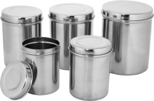 Classic Essentials Stainless Steel Food Storage