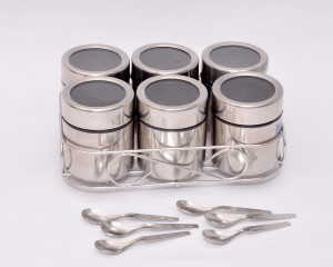Rituraj  - 1800 ml Stainless Steel Spice Container