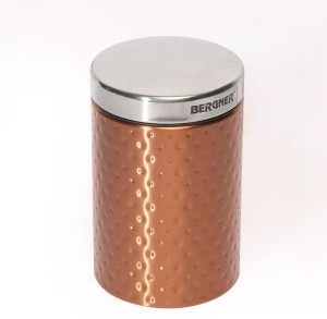 Bergner Copper  - 0.9 L Steel Multi-purpose Storage Container