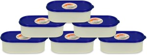 Mahaware Modular Space Saver  - 600 ml Plastic Food Storage