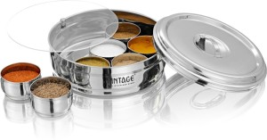 Mintage  - 500 ml Stainless Steel Spice Container