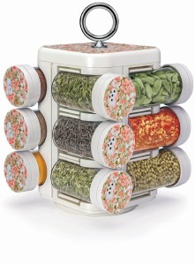 jvs  - 100 ml Plastic Spice Container