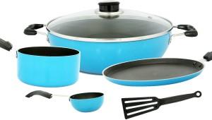 Chef Master 6pcs Non Stick Cookware Set