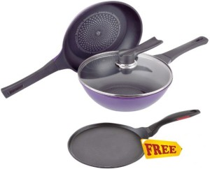 Wonderchef Induction Diamond Cookware Set