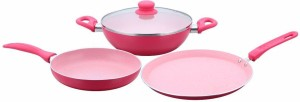 Wonderchef French Blossom Set without freebie Cookware Set