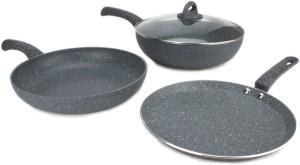 Wonderchef Granite Set Cookware Set