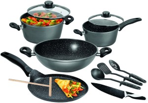 Stoneline Germany Cookware Set