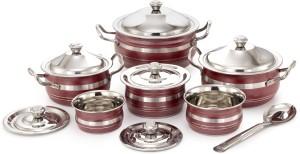 Mahavir 13PCRD Cookware Set