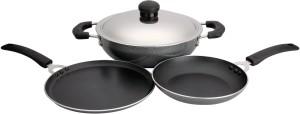 Vijayalakshmi Special Induction Bottom Cookware Set