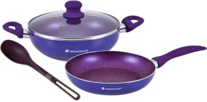 Wonderchef 4 Pc Blueberry WF Set Cookware Set