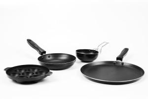 Sumeet Nonstick FAB-4 Cookware Set