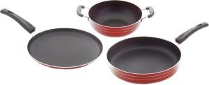 Classic Non Stick 3 pic Cookware Set