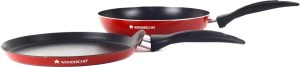 Wonderchef Ruby Series Cookware Set