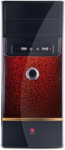 iBall Assemble PC Dual Core 2.9ghz,2GBRAM,160 GB HDD Mini Tower with Dual Core 2 RAM 160 Hard Disk