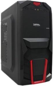 Zebronics Desktop Computer Microtower with Core i3-530 4 RAM 320 Hard Disk