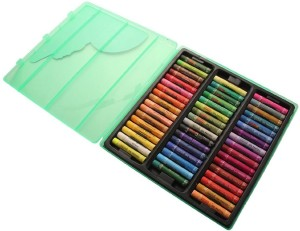 Camlin Super Round Shaped Oil Pastel Crayons
