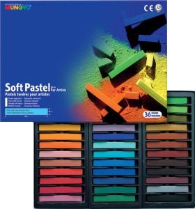 Mungyo General Soft Pastel Crayons