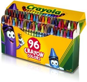 Crayola Expressionist Round Shaped Wax Crayons
