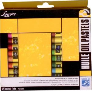 Lefranc & Bourgeois Louvre Oil Pastel Crayon