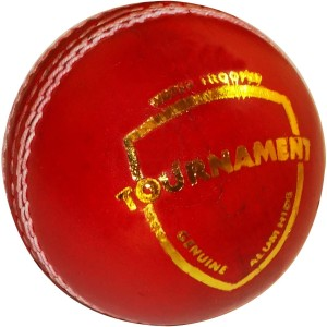 TOURNAMENT 4 pc Cricket Ball -   Size: 5.5