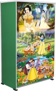 BigSmile Furniture BigSmile Kids Wardrobe - SnowWhite Princess Engineered Wood Cupboard