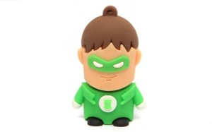 Quace Green Lantern 32 GB Pen Drive