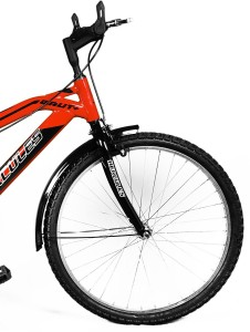 HERCULES Brut Plus 26 S/S Red 1FM369G0A01000C Hybrid CycleRed