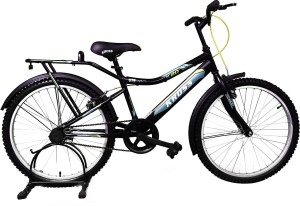 Kross K20 SS 24 Mat Black&Blue 402044 Mountain Cycle