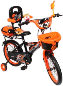 0a5977bc153 HLX-NMC KIDS BICYCLE 16 BOWTIE ORANGE BLACK 16 T Single Speed Recreation  CycleOrange
