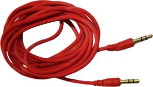 MAK 2m Red AUX Cable