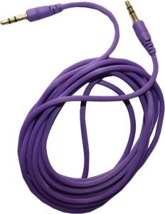MAK 2m Purple AUX Cable