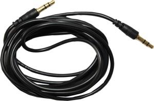 MAK 2m Black AUX Cable