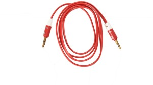 Griffin High Quality 3.5 MM Flat Stereo Aux for Mobile, Tablet & Car Player AUX Cable