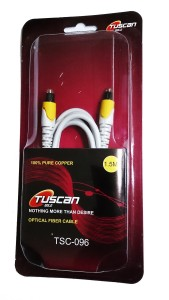 Tuscan Fiber optic Fiber Optical Cable