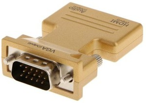 Smart Tech HDMI Female to VGA Male converter HDMI Adapter