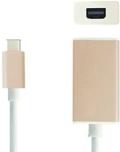 Smart Power Type C to Mini Display port(DP) HDMI Cable