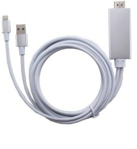 Axcess Lightning to HDMI HDTV AV Cable HDMI Cable