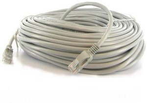 99 Gems RJ45 Type connector, 30 mtr LAN Cable