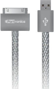 Portronics Wrapped 4S Lightning Cable